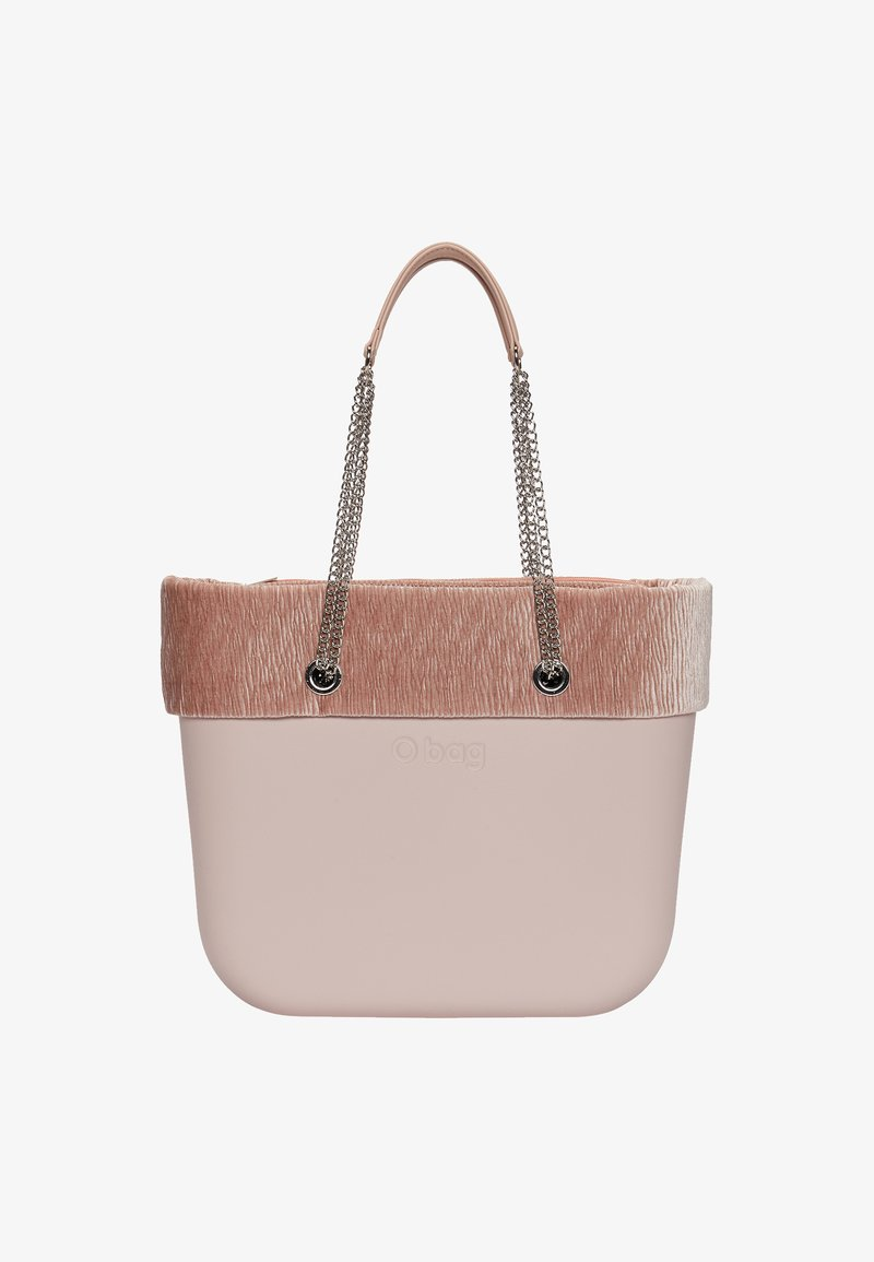O Bag - Tote bag - rosa smoke-rosa
