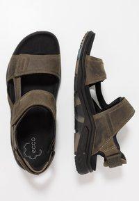 ECCO - X-TRINSIC - Walking sandals - tarmac - 1