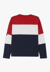 Redskins - EWAN - Long sleeved top - red/navy - 1