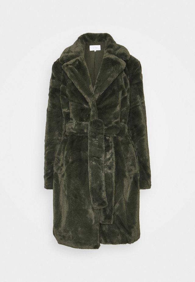 VIBODA COAT - Classic coat - forest night