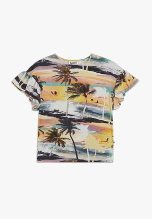 RAYAH - T-shirt imprimé - multi-coloured