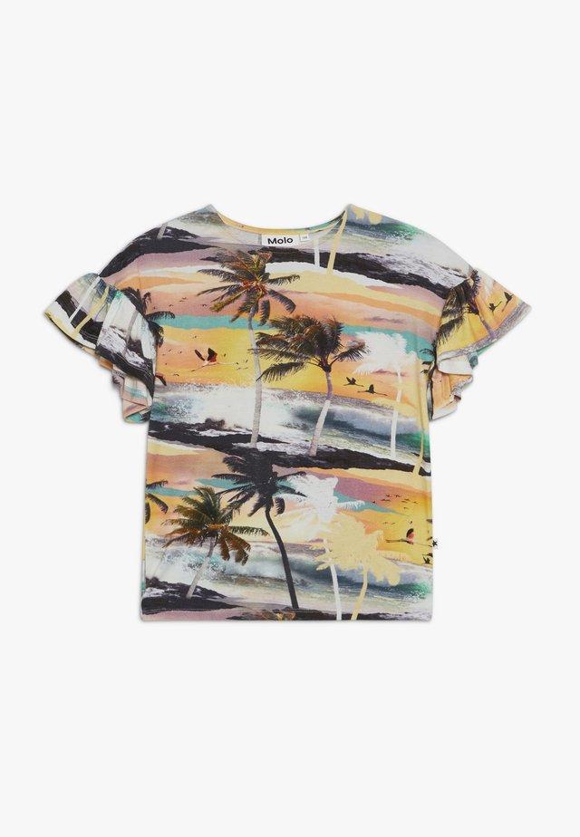 RAYAH - Print T-shirt - multi-coloured
