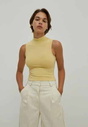 KAORI - Top - gelb