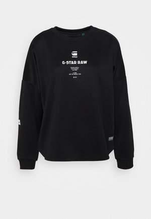 RELAXED - Sweatshirt - black