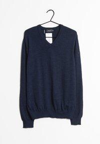 MAERZ Muenchen - Pullover - blue - 0