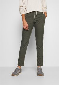 Jack Wolfskin - WINTER PANTS - Pantalon classique - granite - 0