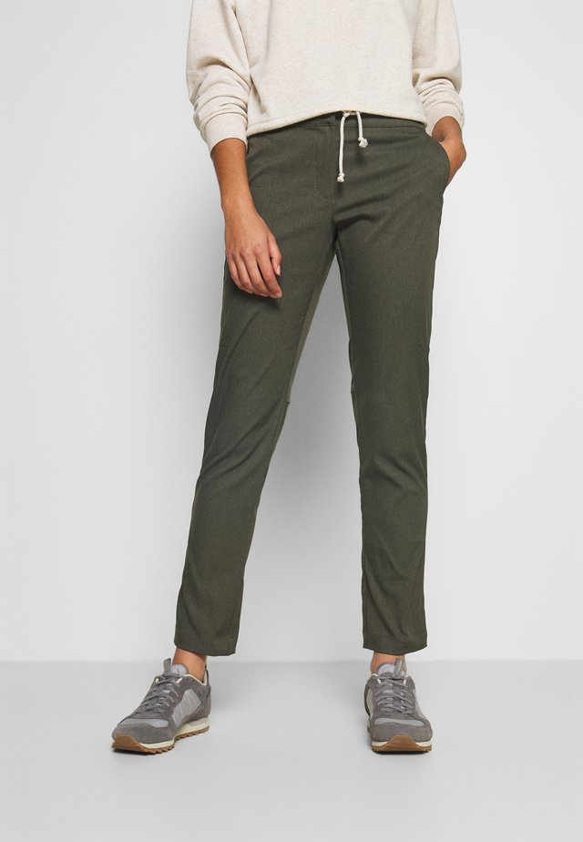 WINTER PANTS - Pantaloni - granite