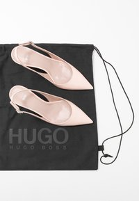 HUGO - INES SLING  - Classic heels - nude - 7