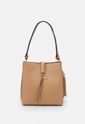 GULAWA - Handbag - camel