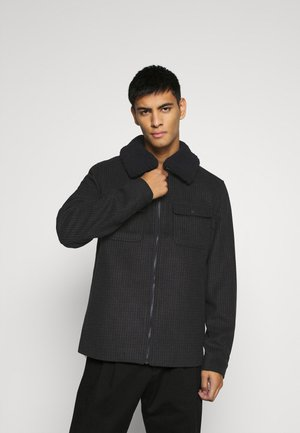 ONSROSS NEW CHECK JACKET - Jas - black