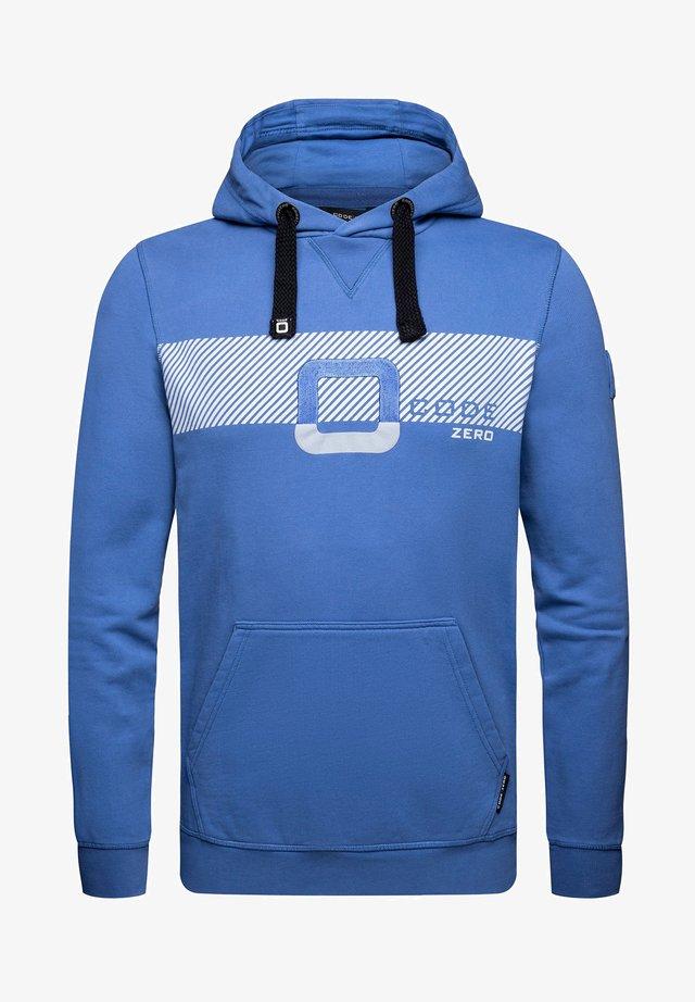 GROOVE - Felpa con cappuccio - denim blue