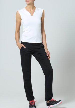 ELEAM - Basic T-shirt -  white