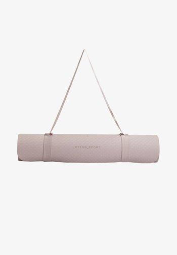 5mm yoga mat - Jiné doplňky - rose