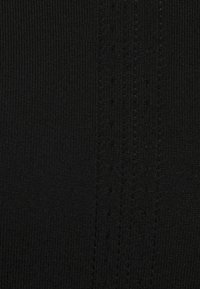 HUGO - SHATHA - Pletené šaty - black - 6