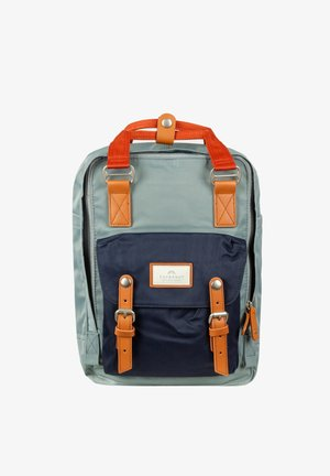 Rucksack - washed demin x nautical