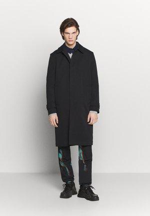 GENTS - Classic coat - black