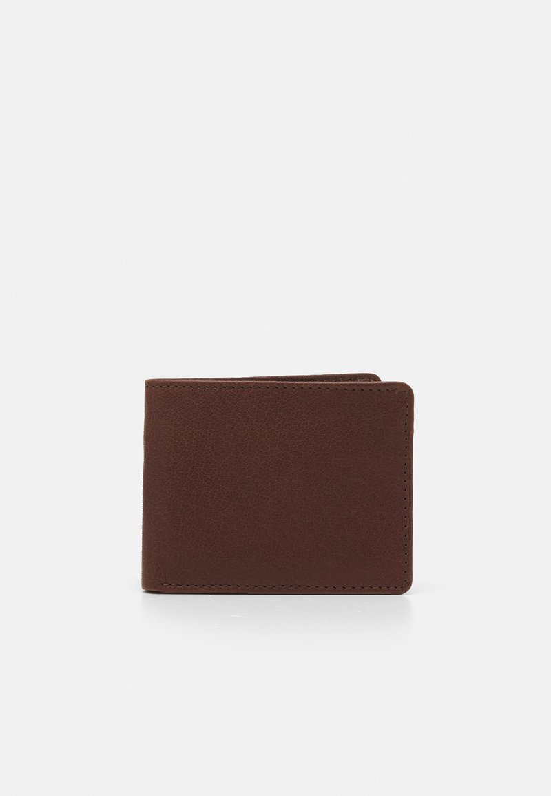 Still Nordic - HAIL WALLET ZIP - Wallet - brown