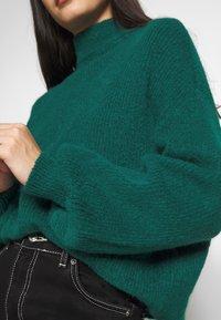 Zign - Jersey de punto - dark green - 4