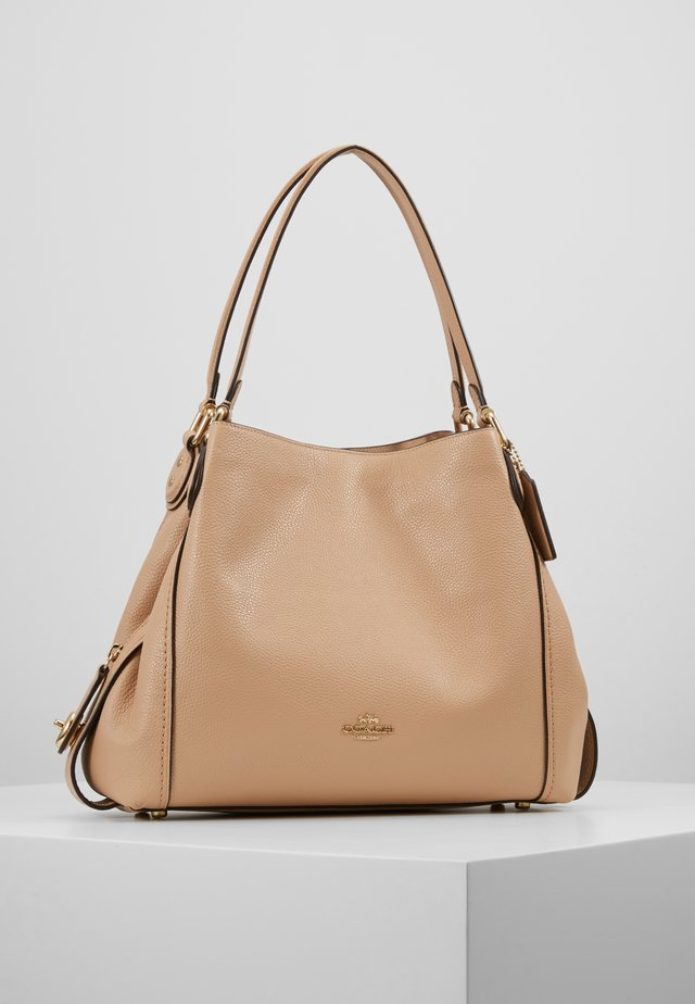 EDIE SHOULDER BAG - Torebka - beechwood