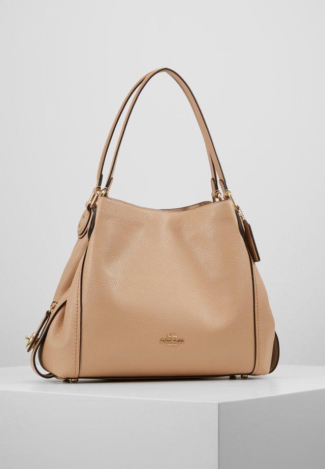 EDIE SHOULDER BAG - Handbag - beechwood