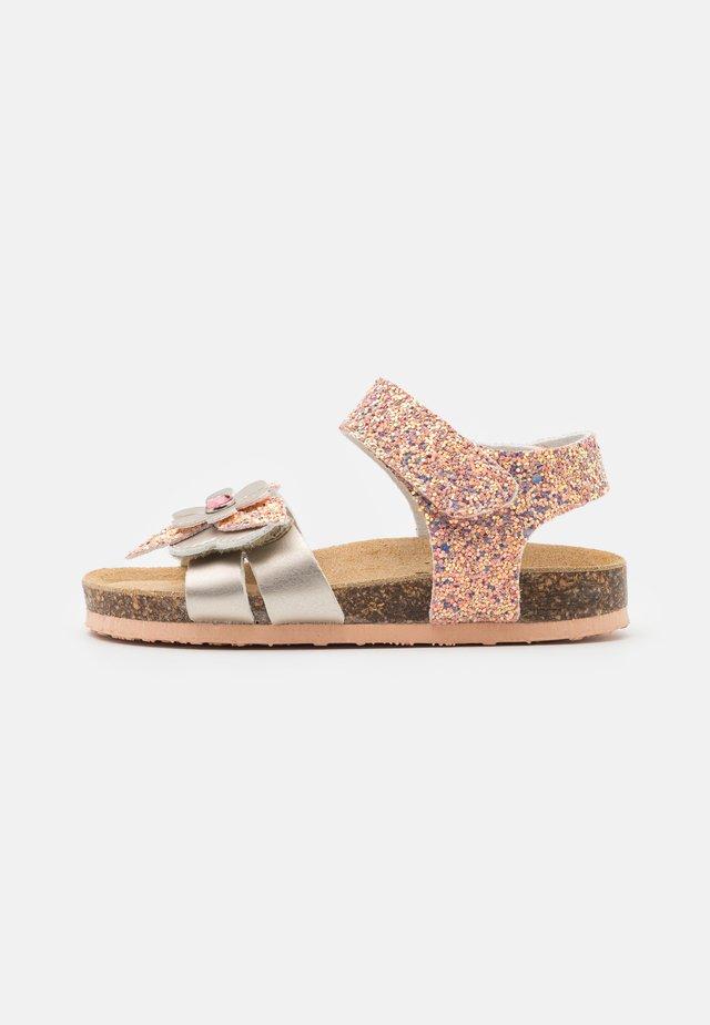 Sandali - platino/cipria