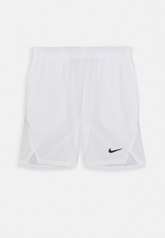 VICTORY  - Sports shorts - white/black