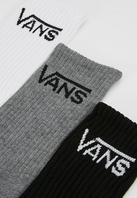 Vans - 3 PACK - Socks - black assorted - 2