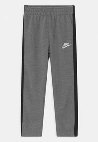 Nike Sportswear - COLOR BLOCK CREW SET - Trainingsanzug - carbon heather - 2