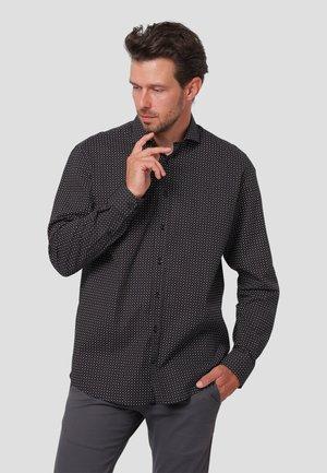 Logan  - Shirt - dark wine