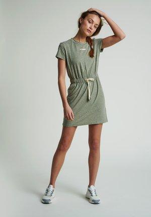 Day dress - vetiver melange