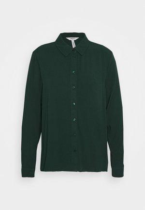 OBJBAYA SEASONAL - Button-down blouse - scarab