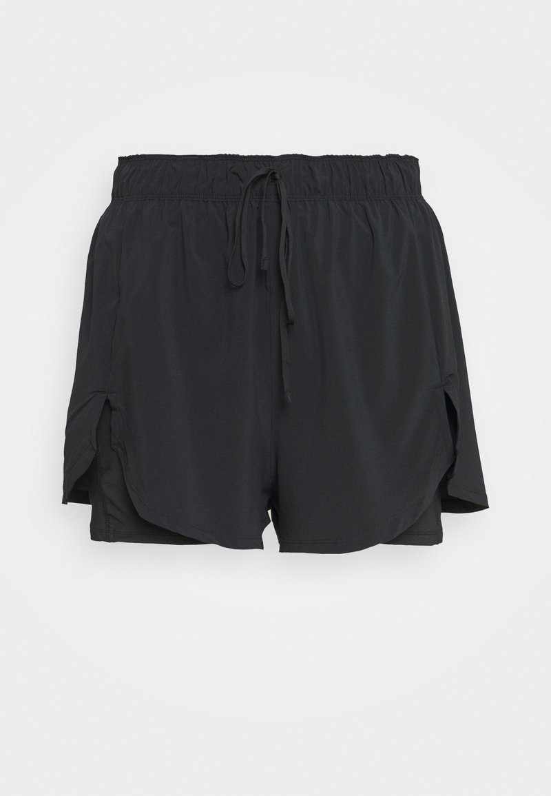 Nike Performance - Pantalón corto de deporte - black/white