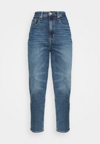 Tommy Jeans - MOM JEAN - Relaxed fit jeans - mid blue denim - 3