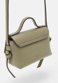 edc by Esprit - PIXIE MINI - Across body bag - light khaki - 4