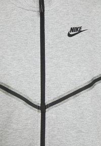Nike Sportswear - Cardigan - dark grey heather/black - 6