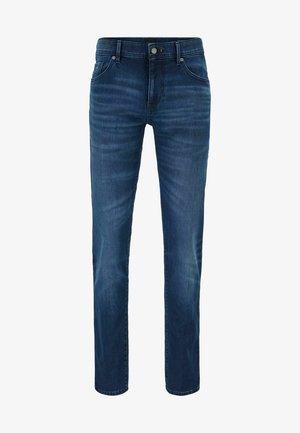 CHARLESTON - Slim fit jeans - dark blue