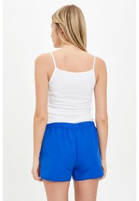 DeFacto - Shorts - blue - 1