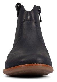 Clarks - DREW NORTH  - Ankle boots - dunkelblaues leder - 1