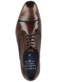Bugatti - MATTIA  - Oksfordki - brown - 1
