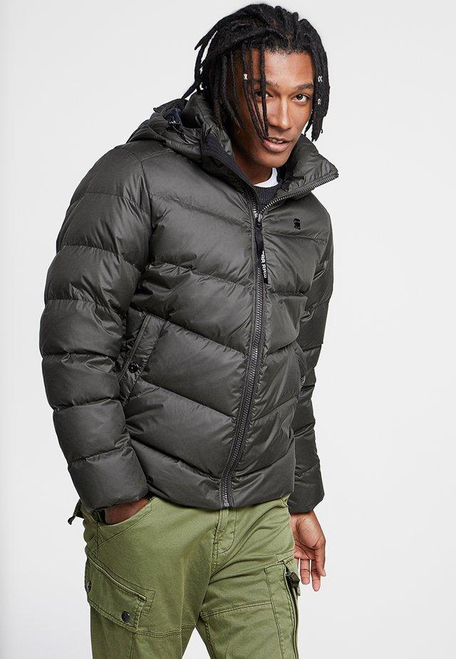 WHISTLER PUFFER - Winter jacket - asfalt