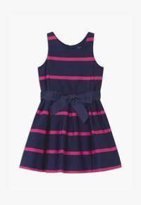 Polo Ralph Lauren - STRIPE - Cocktail dress / Party dress - french navy multi - 0