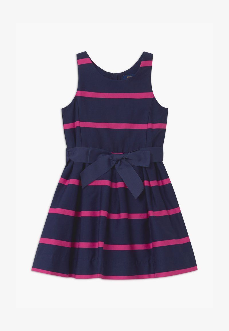 Polo Ralph Lauren - STRIPE - Cocktail dress / Party dress - french navy multi