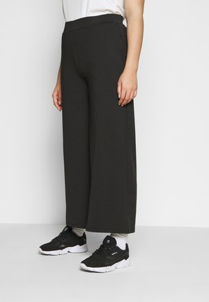 SCUBA TROUSERS - Trousers - black