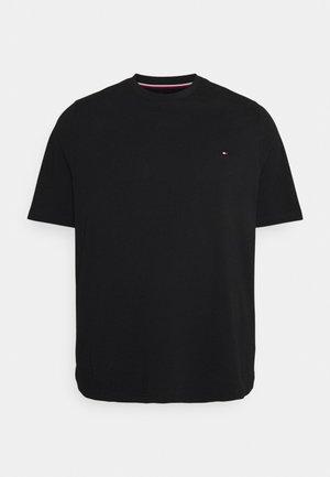 BACK LOGO TEE - T-Shirt print - black