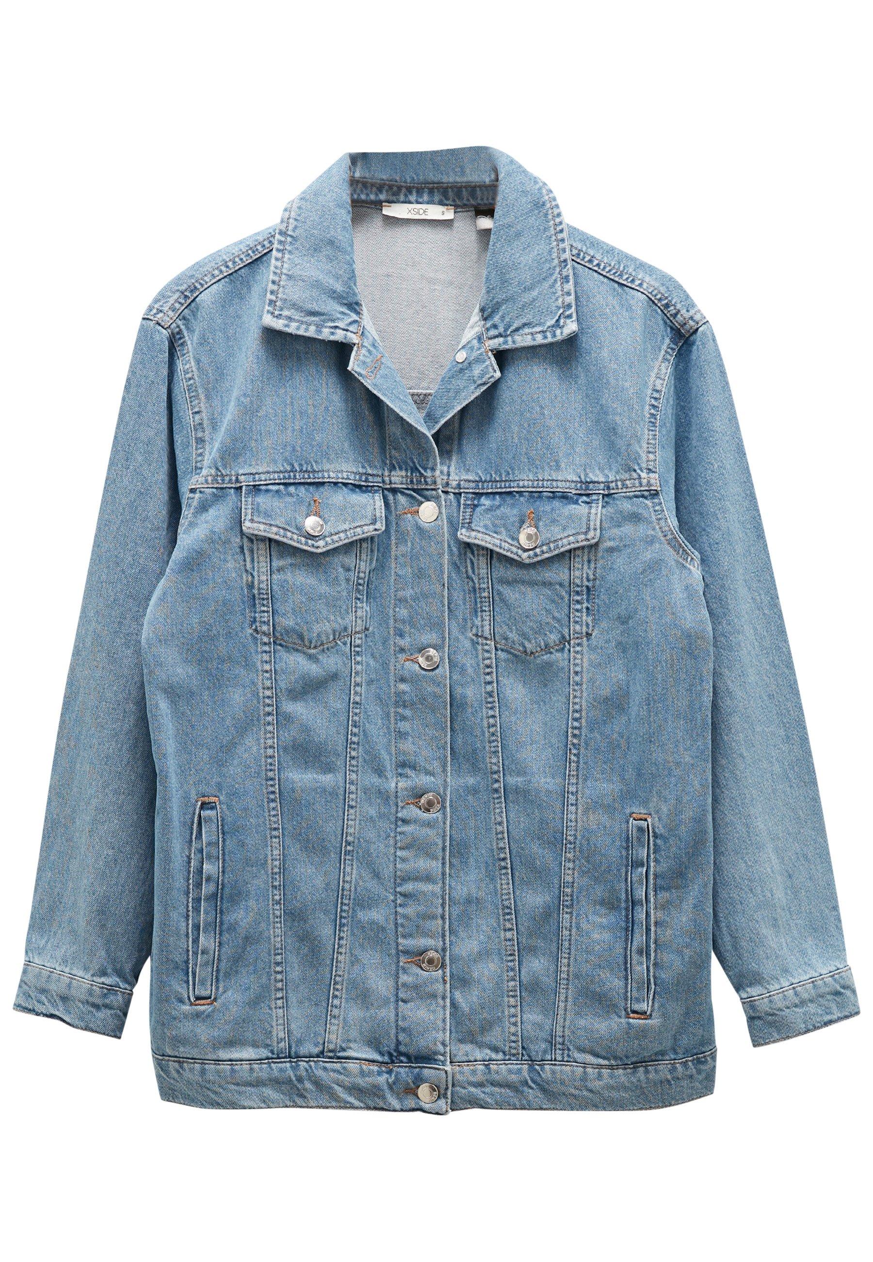 Femme MICKEY MOUSE - Veste en jean