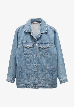 MICKEY MOUSE - Veste en jean - blue