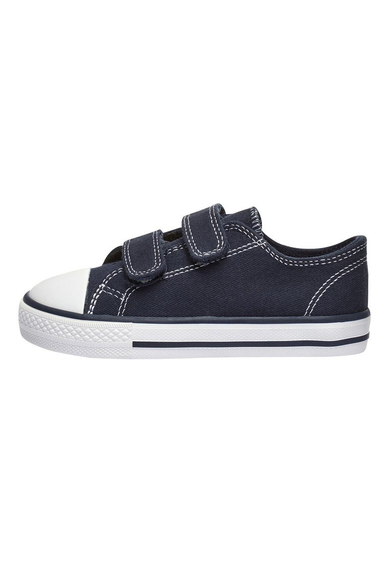 Next - GREY TOUCH FASTENING SHOES (YOUNGER) - Baby shoes - blue