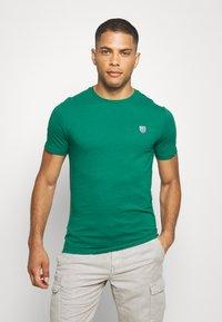 Pier One - T-shirt basic - dark green - 3