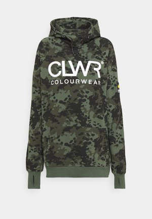 BOWL HOOD - Sweatshirt - khaki