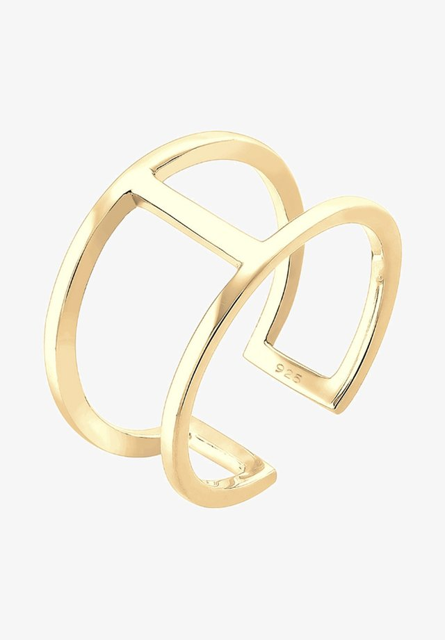 GEO - Ring - gold-coloured